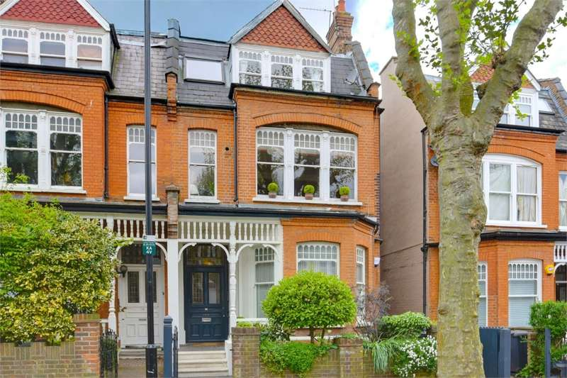 2 Bedrooms Flat for sale in Kings Avenue, Muswell Hill, London