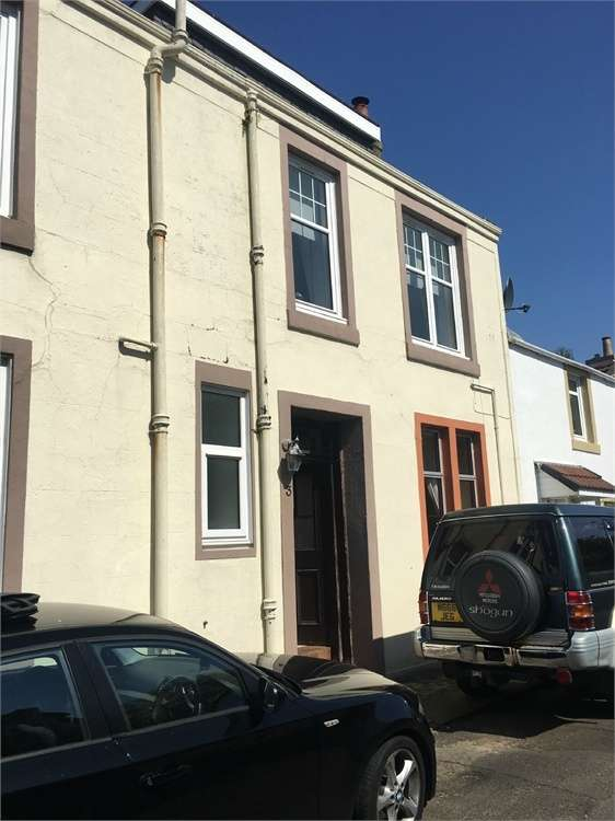 1 Bedroom Maisonette Flat for sale in Burnfoot Road, Fairlie, Largs, North Ayrshire