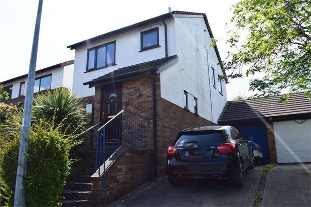3 Bedrooms Detached House for sale in Nant Yr Efail, Glan Conwy, Colwyn Bay, Conwy