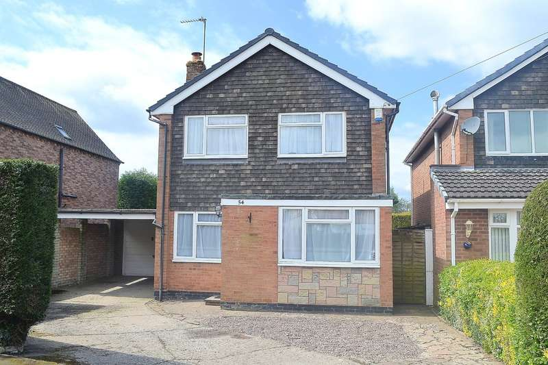 3 Bedrooms Detached House for sale in Chaseview Road, Alrewas