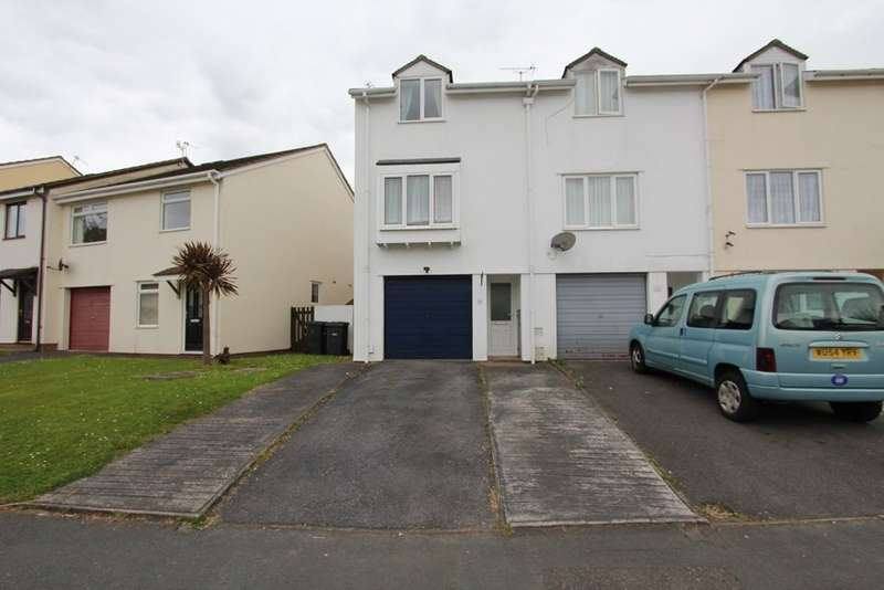 2 Bedrooms End Of Terrace House for sale in Glebeland Way, Torquay