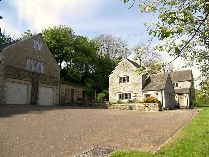 5 Bedrooms Detached House for sale in Lower North Wraxall