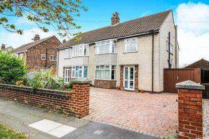 3 Bedrooms Semi Detached House for sale in St. Michaels Road, Merseyside, Liverpool, Merseyside, L23