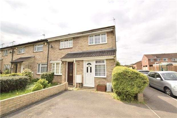 2 Bedrooms Semi Detached House for sale in Long Beach Road, L/Green, BS30 9YD