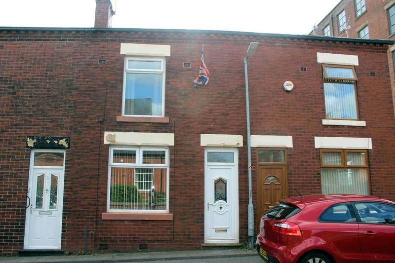 2 Bedrooms Terraced House for sale in Mowbray Street, Heaton