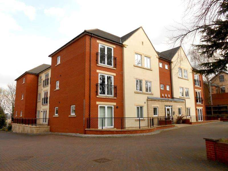 2 Bedrooms Ground Flat for sale in Greenbanks, 49 Woodthorpe Drive, Nottingham, Nottinghamshire