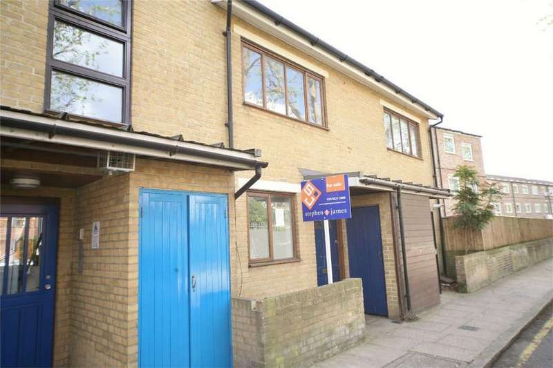 2 Bedrooms Terraced House for sale in Grace Street, Bow, E3
