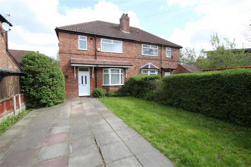 3 Bedrooms Property for sale in Gladstone Road, Altrincham