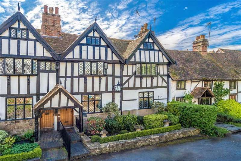 3 Bedrooms Property for sale in Bridge End, Warwick, CV34