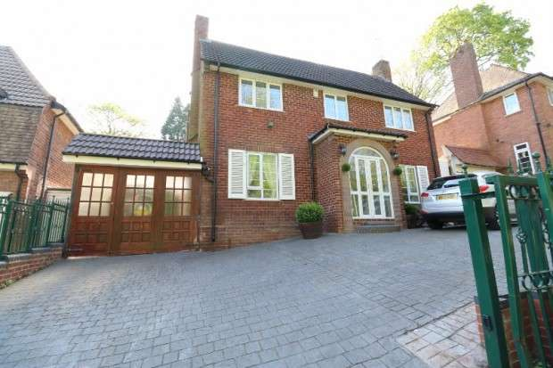 3 Bedrooms Detached House for sale in Hamstead Hill, Handsworth Wood, B20