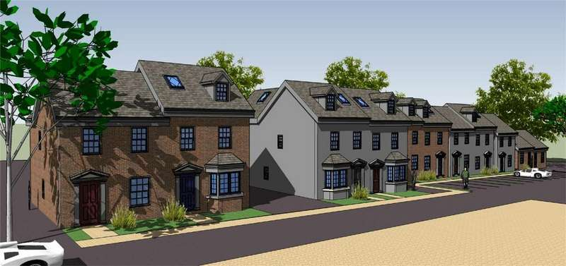 4 Bedrooms Semi Detached House for sale in NEW DEVELOPMENT, Cleobury Mortimer, Kidderminster, Shropshire
