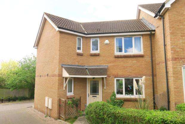 3 Bedrooms End Of Terrace House for sale in Beechfields, Taunton TA1