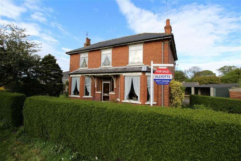 3 Bedrooms Detached House for sale in North Street, Aldbrough, Hull, East Yorkshire