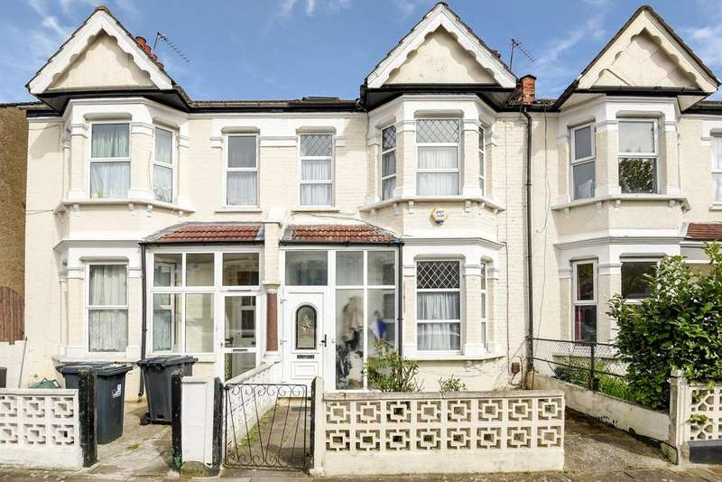 4 Bedrooms Terraced House for sale in Adelaide Road, Ealing, W13