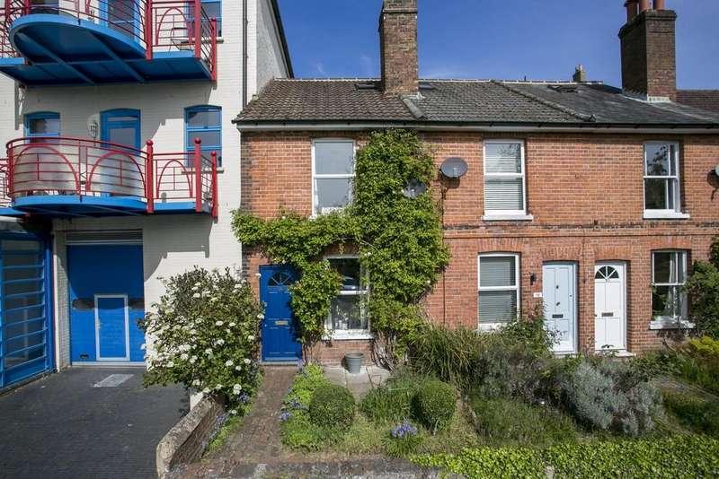 3 Bedrooms End Of Terrace House for sale in Rock Villa Road, Tunbridge Wells