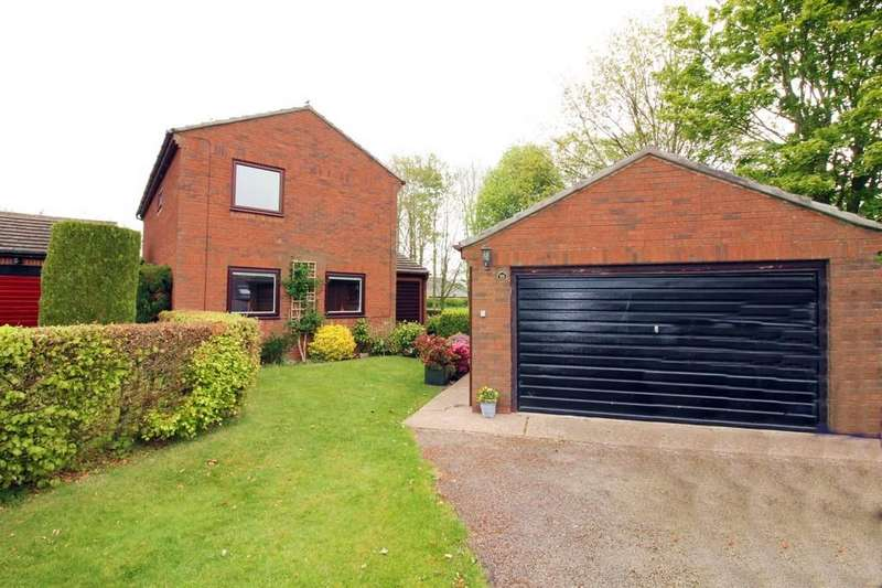 4 Bedrooms Detached House for sale in Manor Croft, Aglionby, Carlisle