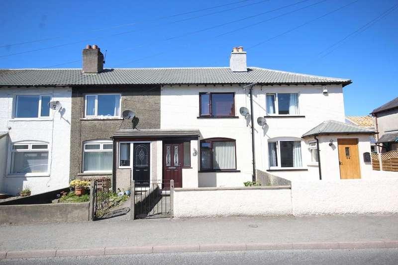 2 Bedrooms Terraced House for sale in 32 Sandylands Road, Kendal