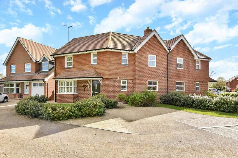4 Bedrooms Semi Detached House for sale in Headcorn