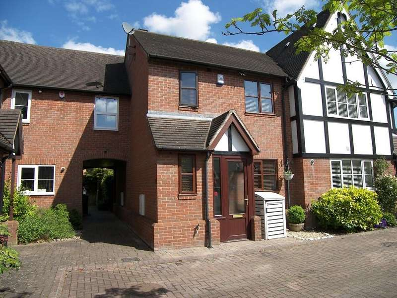 3 Bedrooms Terraced House for sale in Portmanteau Mews, Hockley Heath