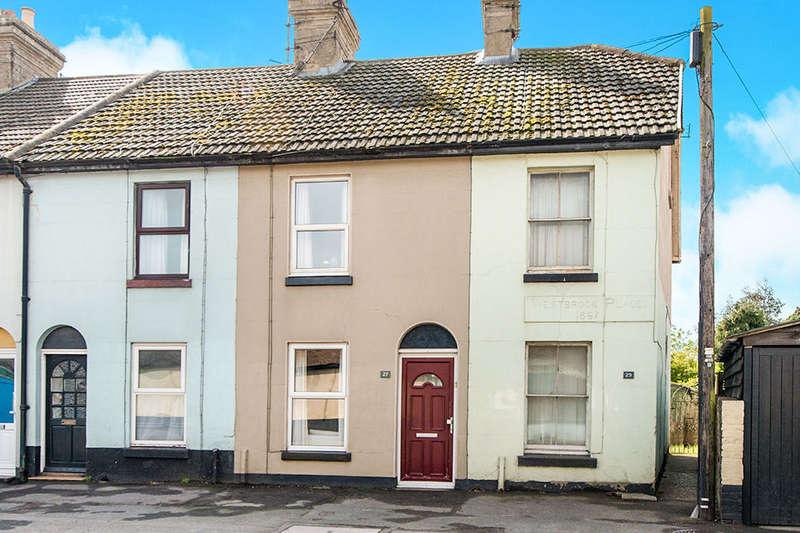 2 Bedrooms Property for sale in Ospringe Street, Faversham, ME13