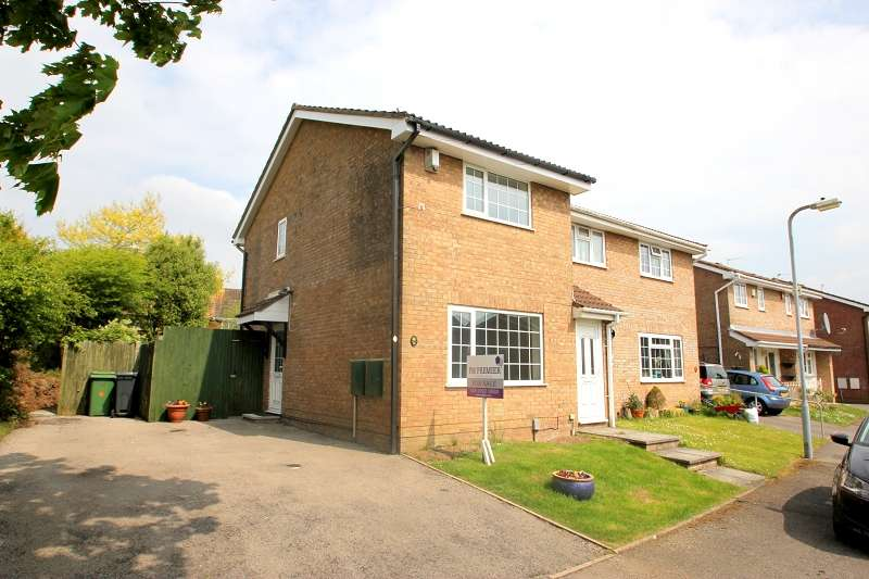2 Bedrooms End Of Terrace House for sale in Treetops Close, Pentrebane, Cardiff. CF5 3QR