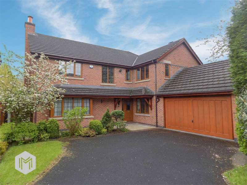 5 Bedrooms Detached House for sale in Ivy House Close, Bamber Bridge, Preston, Lancashire