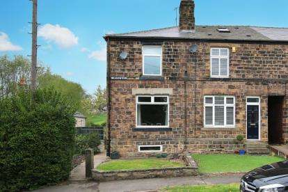 2 Bedrooms Terraced House for sale in The Pieces North, Whiston, Rotherham, South Yorkshire