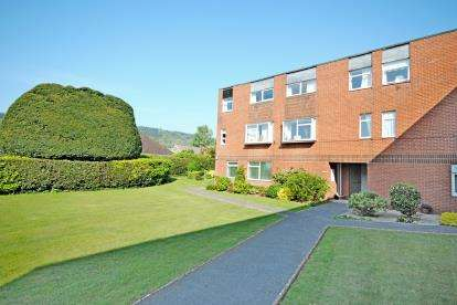 2 Bedrooms Flat for sale in Knowle Drive, Sidmouth, Devon