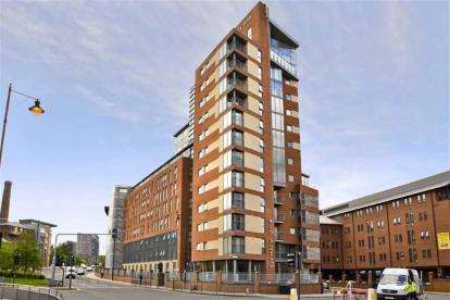 2 Bedrooms Flat for sale in Trinity One, East Street, Leeds, West Yorkshire