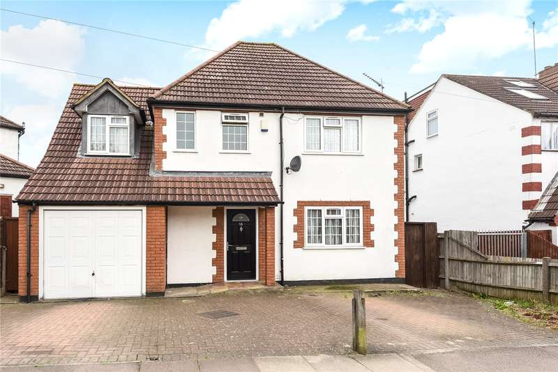 4 Bedrooms Detached House for sale in Rayners Lane, Harrow, Middlesex, HA2