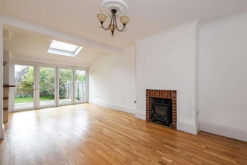 4 Bedrooms Semi Detached House for sale in Staunton Road, Headington, Oxford