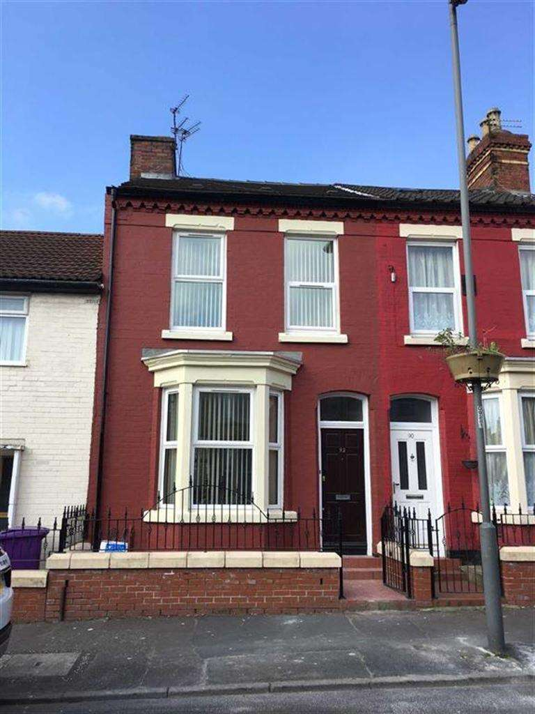 3 Bedrooms Terraced House for sale in Needham Road, Liverpool