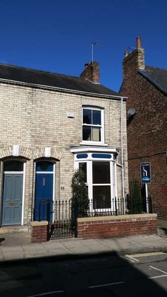 2 Bedrooms End Of Terrace House for sale in Scott Street, York, North Yorkshire, YO23