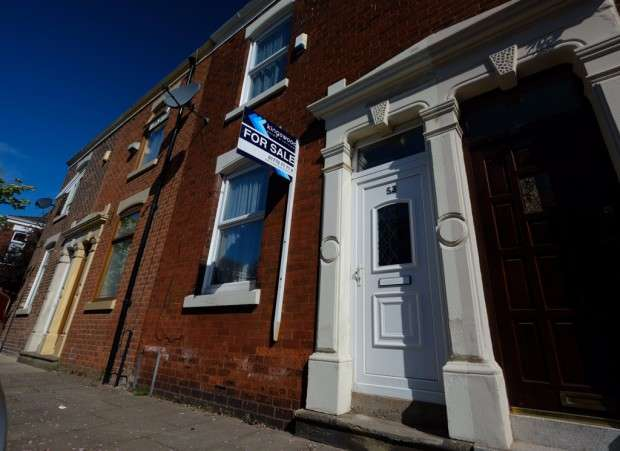 2 Bedrooms Terraced House for sale in St. Stephens Road, Preston, PR1
