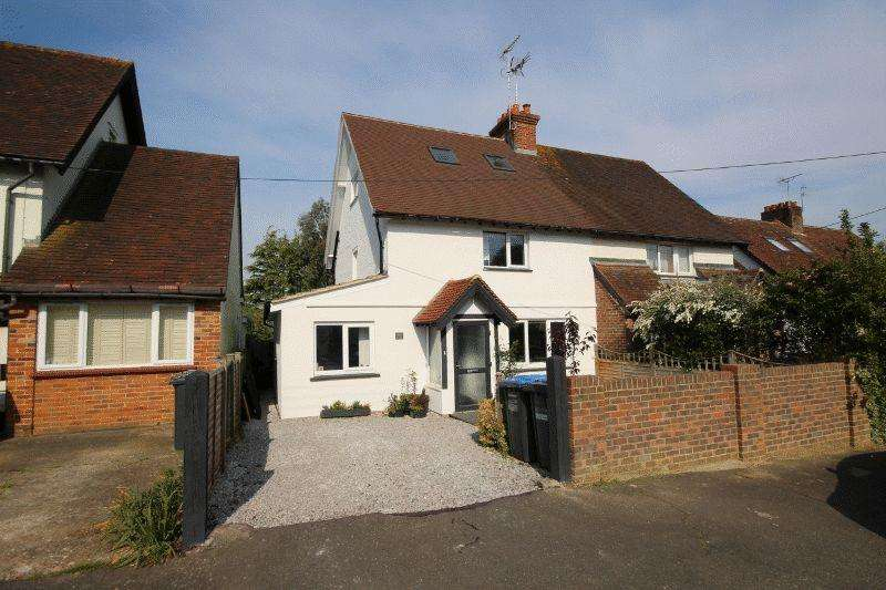 4 Bedrooms Semi Detached House for sale in Wood Ride, Haywards Heath