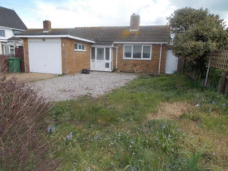 2 Bedrooms Detached Bungalow for sale in Ambleside Avenue, Telscombe Cliffs, East Sussex