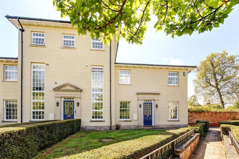 4 Bedrooms House for sale in The Courtyard, Upper Seagry, Wiltshire