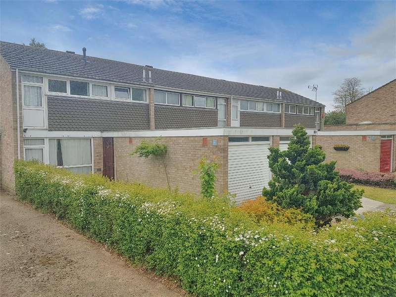 3 Bedrooms Terraced House for sale in Brooksfield, Welwyn Garden City, Herts