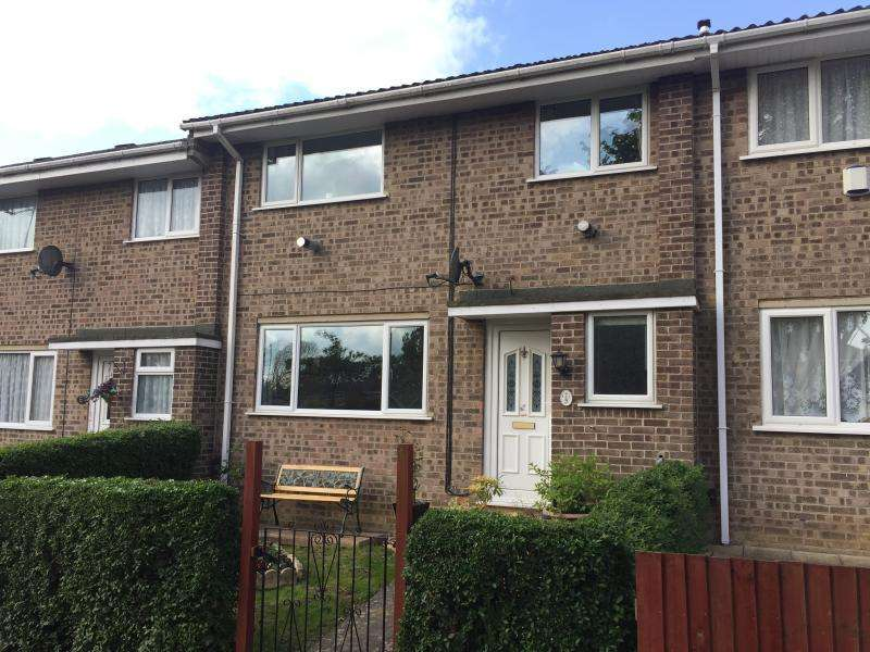 3 Bedrooms Terraced House for sale in High Furlong, BANBURY, OX16