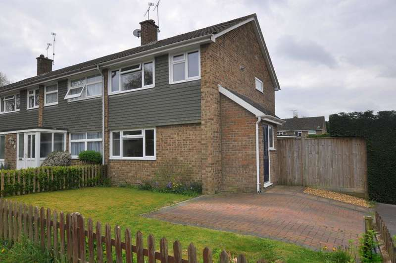 3 Bedrooms End Of Terrace House for sale in Ringwood, BH24 1XW