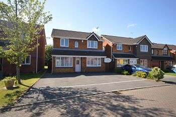 3 Bedrooms Detached House for sale in Arley Walk, Ettiley Heath, Sandbach.