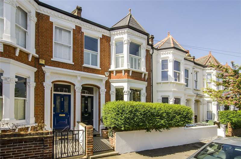5 Bedrooms Terraced House for sale in Narbonne Avenue, London, SW4