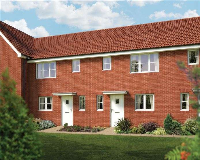3 Bedrooms Semi Detached House for sale in The Southwold, Plot 14 Morris Gardens, Fordham Road, Soham
