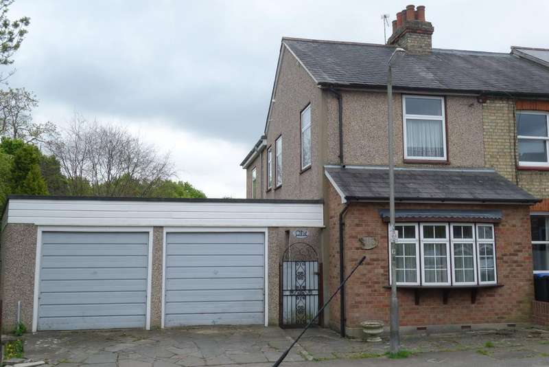 3 Bedrooms End Of Terrace House for sale in Coopers Road, Little Heath EN6