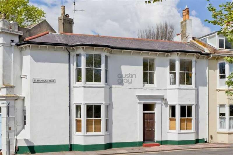 2 Bedrooms House for sale in St Nicholas Road, Brighton
