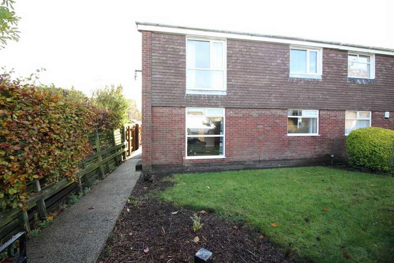 2 Bedrooms Flat for sale in Peebles Close, North Shields