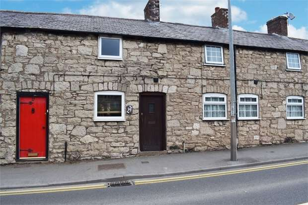 2 Bedrooms Terraced House for sale in Rhos Street, Ruthin, Denbighshire