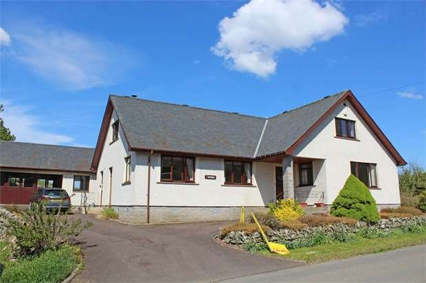 6 Bedrooms Detached House for sale in Balmaclellan, Balmaclellan, Castle Douglas, Dumfries and Galloway