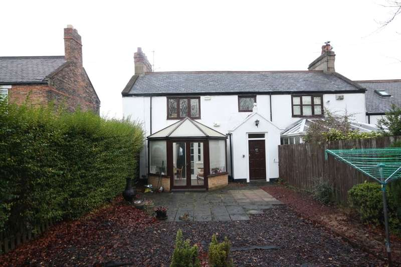 3 Bedrooms Semi Detached House for sale in Station Road, Penshaw, Houghton Le Spring, DH4