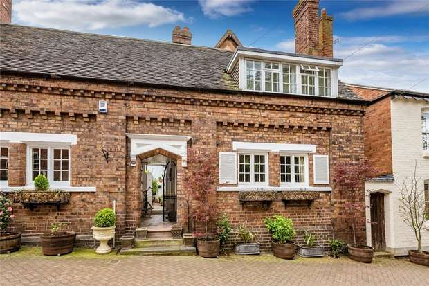 2 Bedrooms Cottage House for sale in St Marys Street, BRIDGNORTH, Shropshire